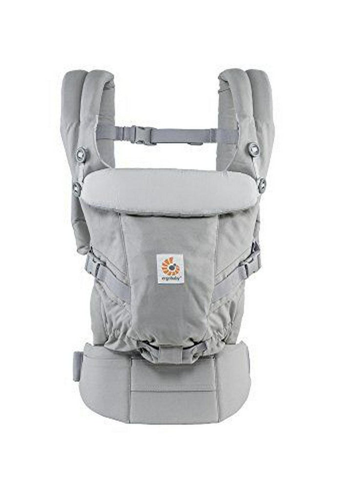 Ergobaby Adapt Ergonomic Multi-Position Baby Carrier - Pearl Grey Pearl Grey