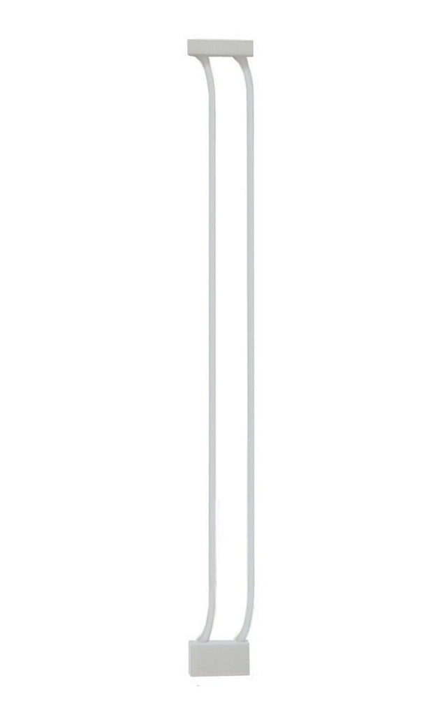 Bindaboo 9cm Gate Extension 1m High Tall White
