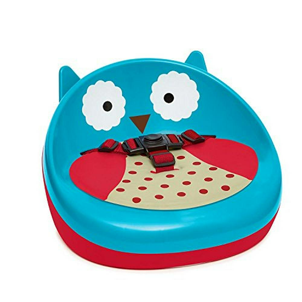 Skip Hop Zoo Booster Seat - Owl Owl