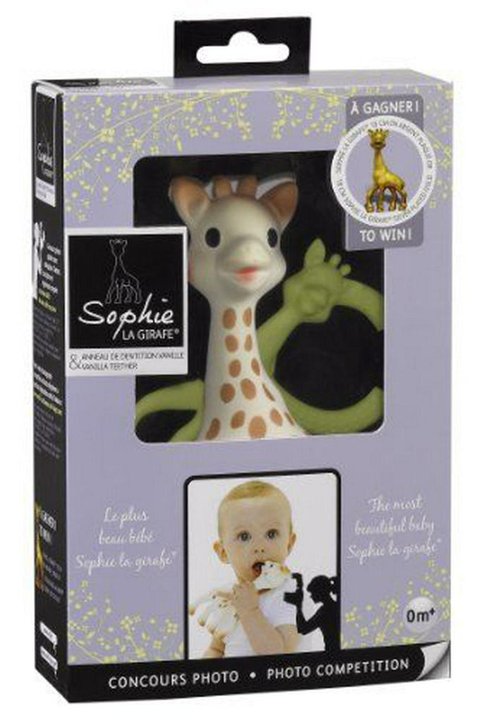 Vulli Sophie The Giraffe Baby Gift Set Default Title