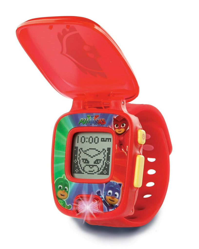 VTech PJ Masks Learning Watch Red