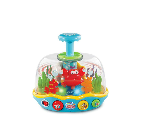 VTech Seaside Spinning Top Default Title