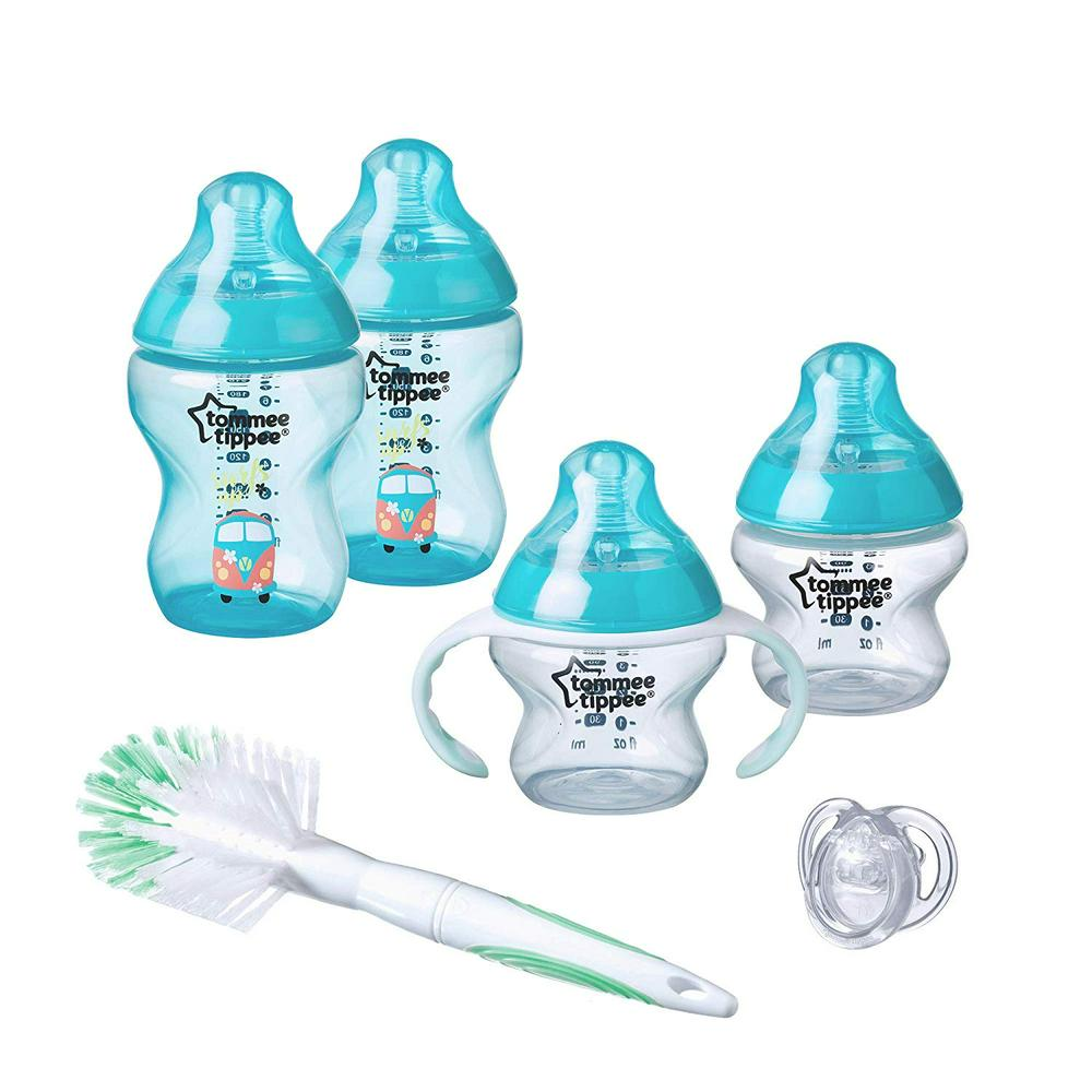 Tommee Tippee Closer To Nature Bottle Starter Set Default Title