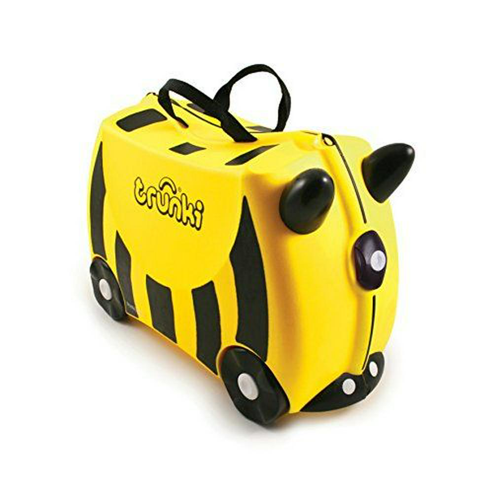 Trunki Ride-On Suitcase - Bernard Bee Yellow