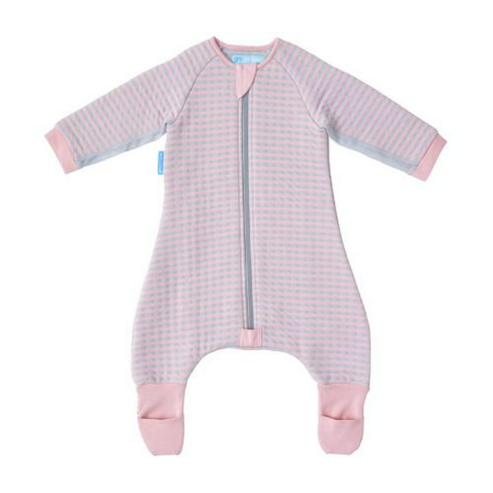 The Gro Company Groromper - Cosy 24-36 Months Pink Stripe