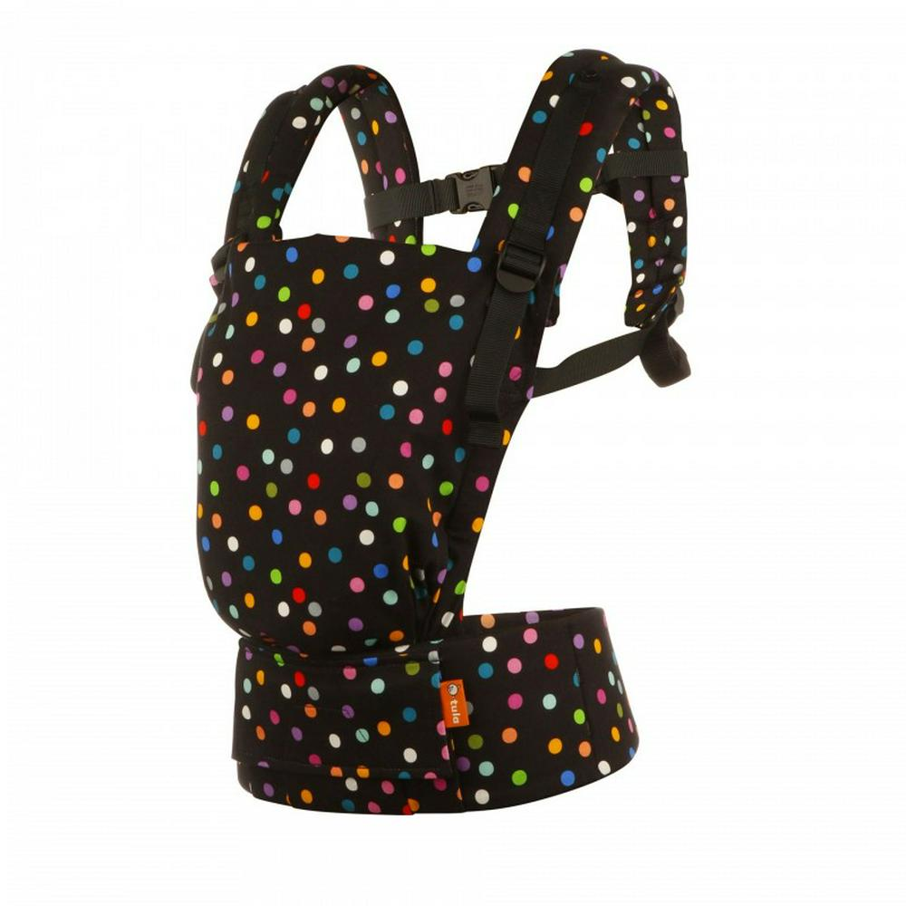 Baby Tula Free-To-Grow Canvas Baby Carrier Confetti
