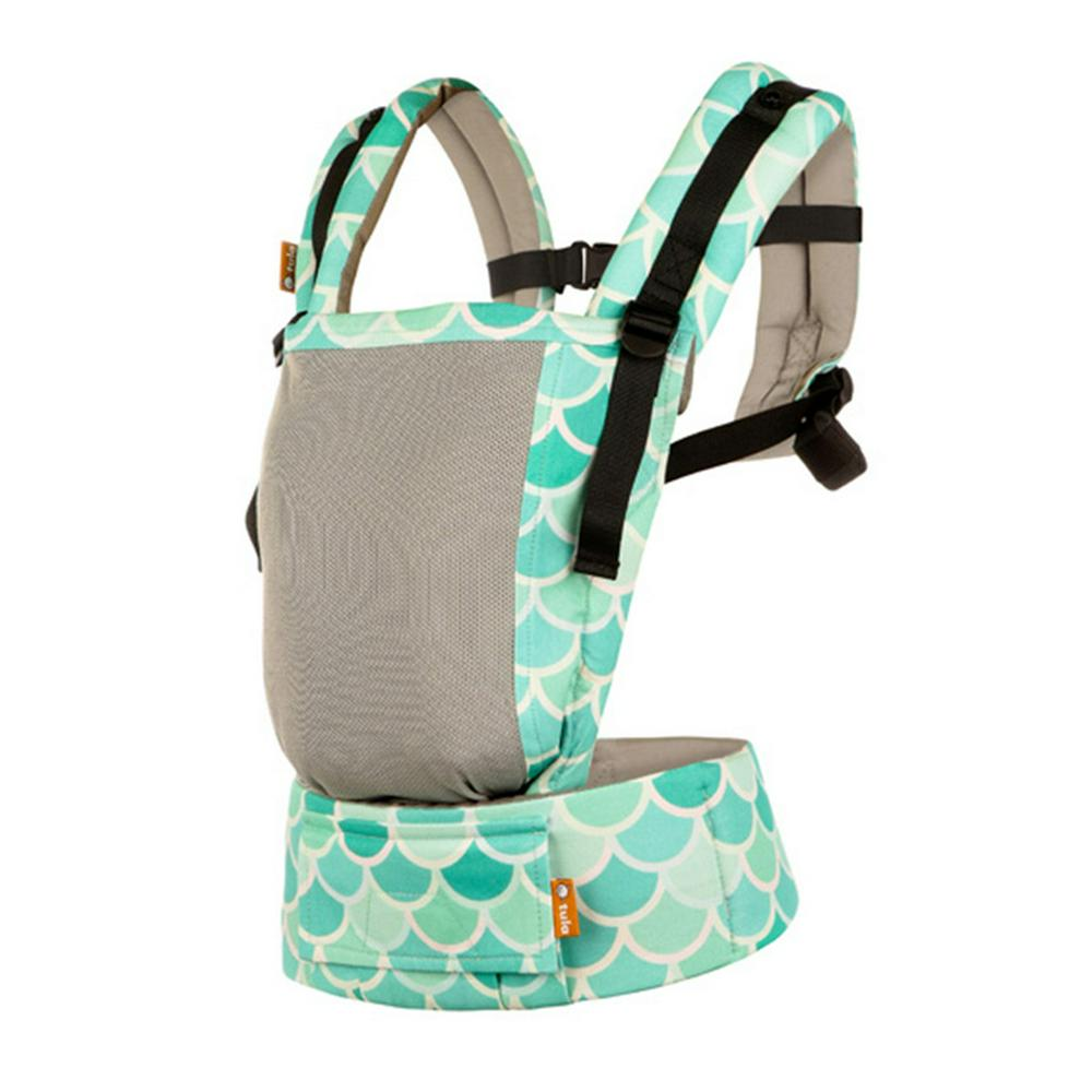 Baby Tula Free-to-Grow Coast Mesh Baby Carrier Syrena Sky