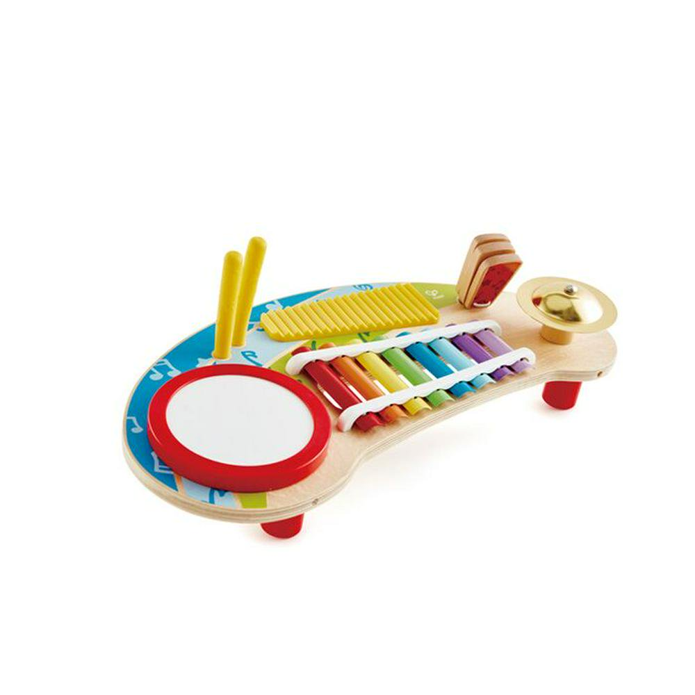 Hape Five-In-One Mini Band Music Station Default Title