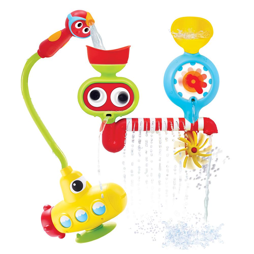 Yookidoo Submarine Spray Station Bath Toy Default Title