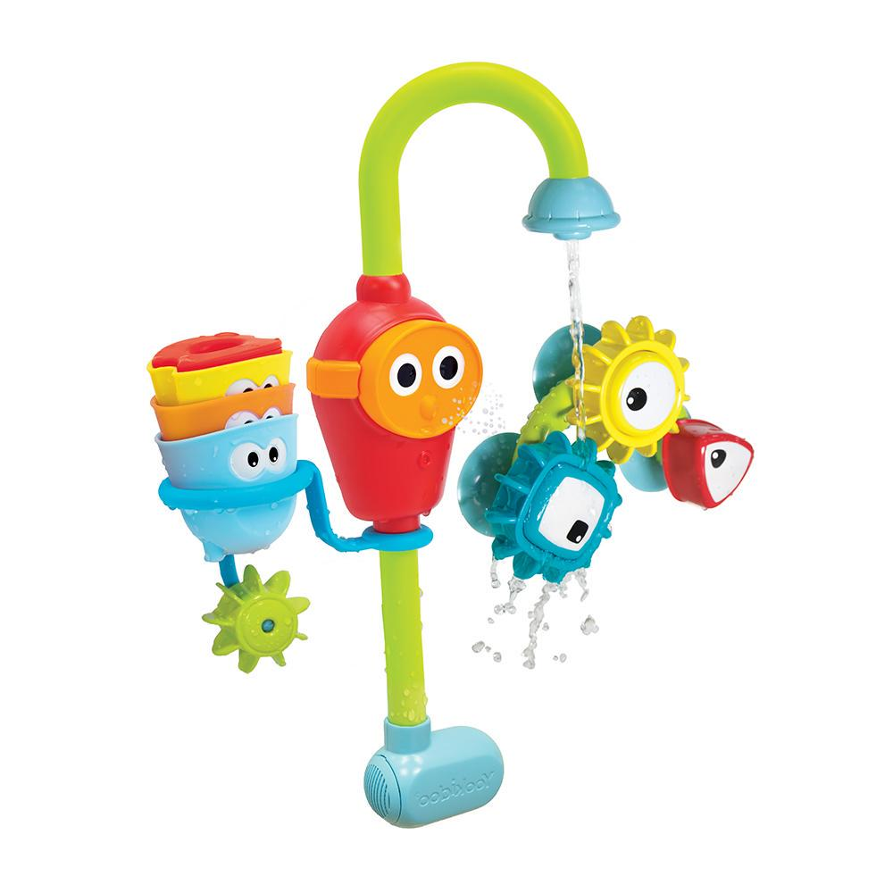 Yookidoo Spin N Sort Spout Pro Bath Toy Default Title