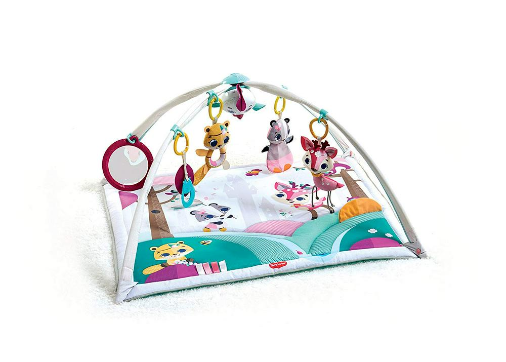 Tiny Love Gymini Deluxe Playmat - Tiny Princess Tales 86 x 78 x 37 cm