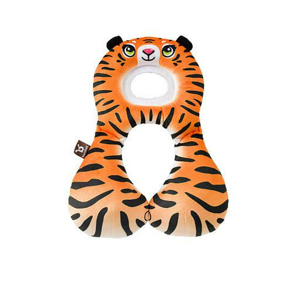 Benbat Travel Friends Head/Neck Support (Tiger) - 1-4 Years Default Title