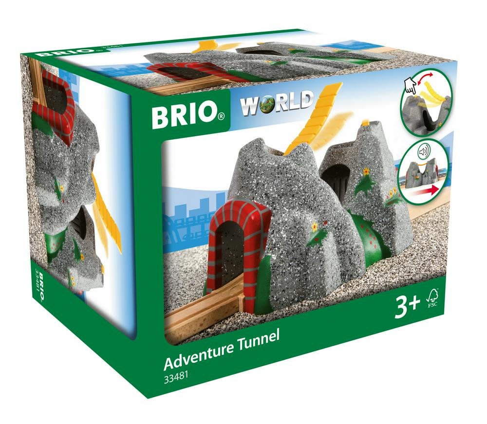 BRIO Adventure Tunnel Default Title