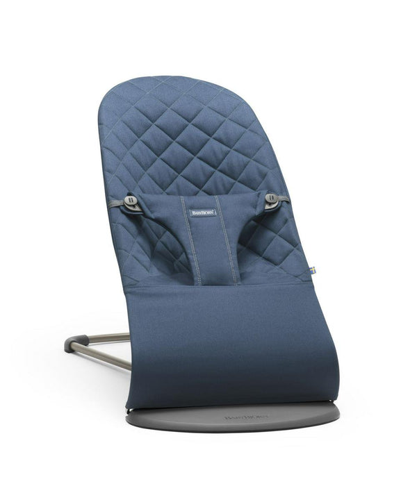 BabyBjorn Bouncer Bliss Midnight Blue