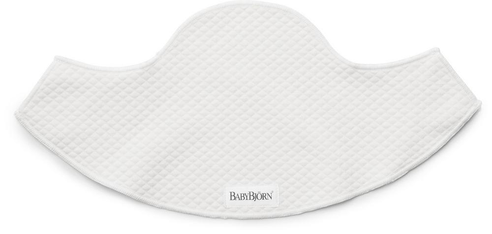 BabyBjorn Bib for Baby Carrier - 2 Pack White