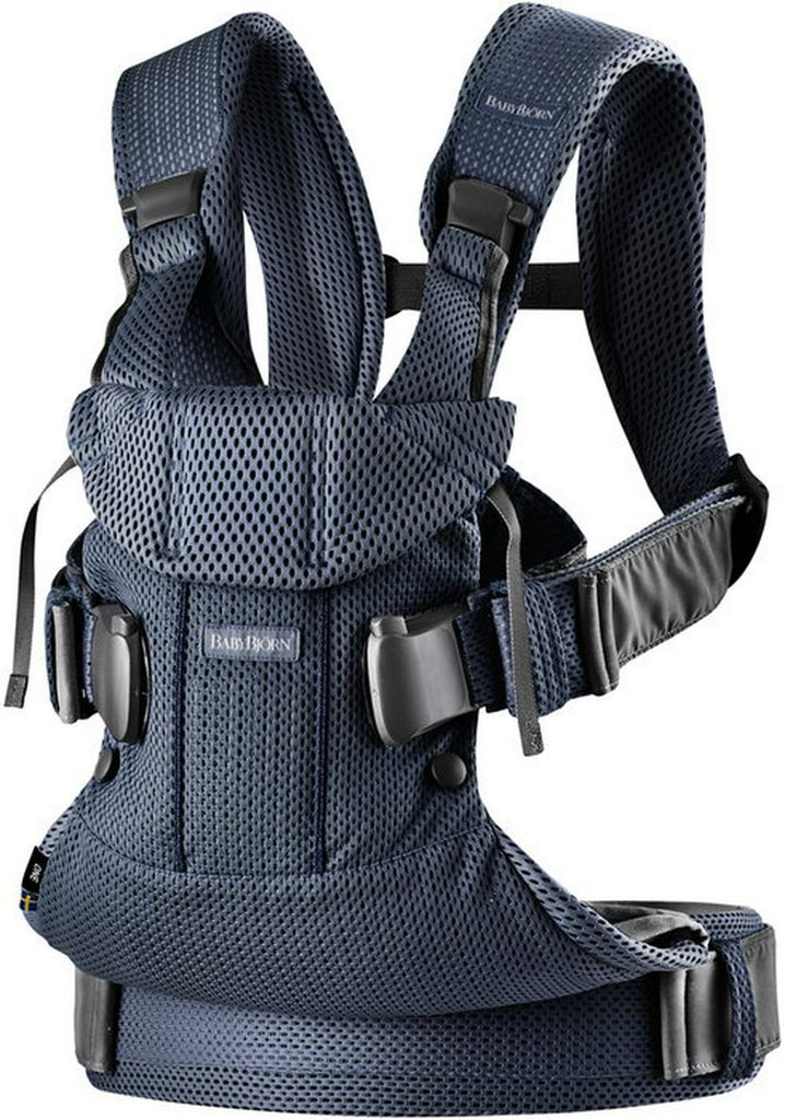 BabyBjorn Baby Carrier One Air Navy