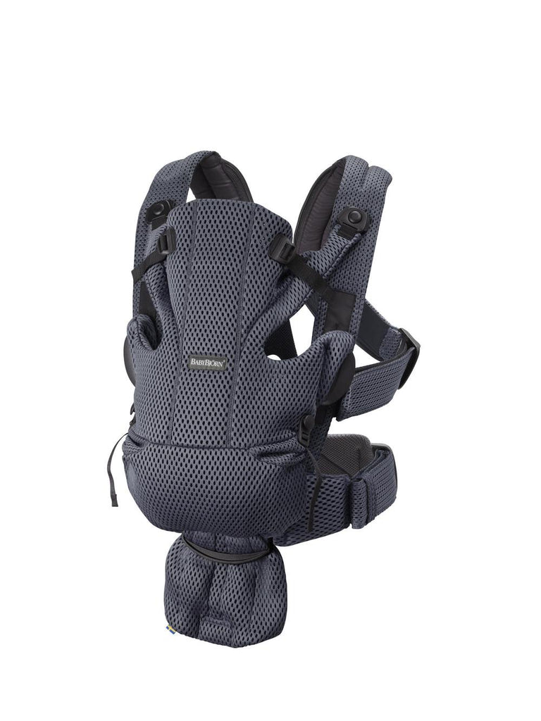 Baby Carrier Move 3D Mesh