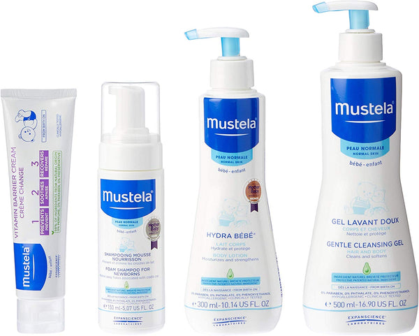 Mustela Welcome Home Baby Set
