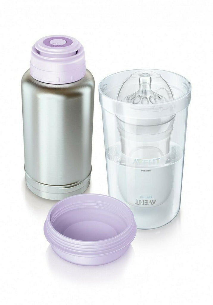 Philips Avent Thermo Flask Bottle Warmer Default Title