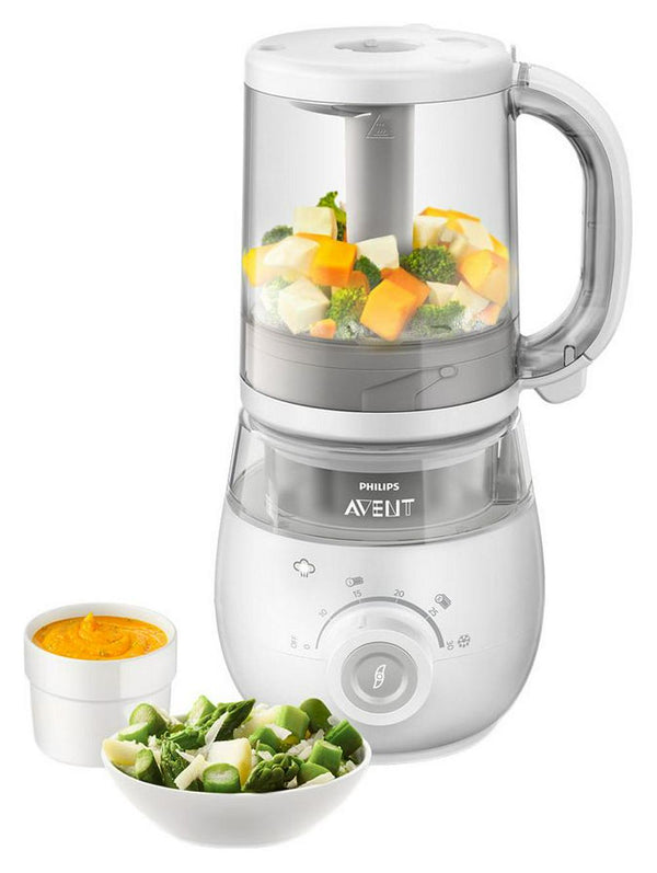 Philips Avent 4-in-1 Healthy Baby Food Maker Default Title