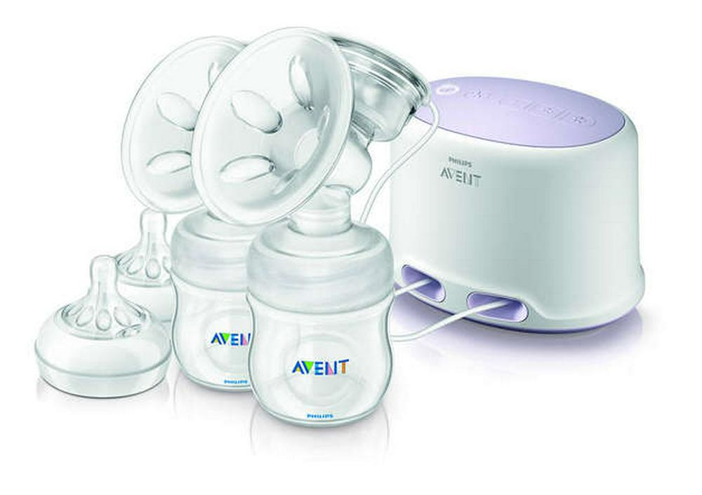Philips Avent Twin Electric Breast Pump Natural Default Title