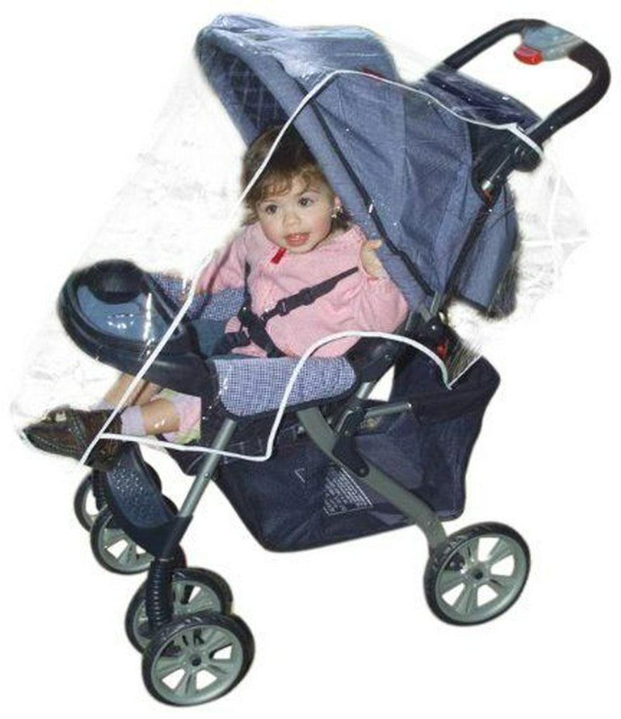 Dreambaby Stroller Weather Shield Clear