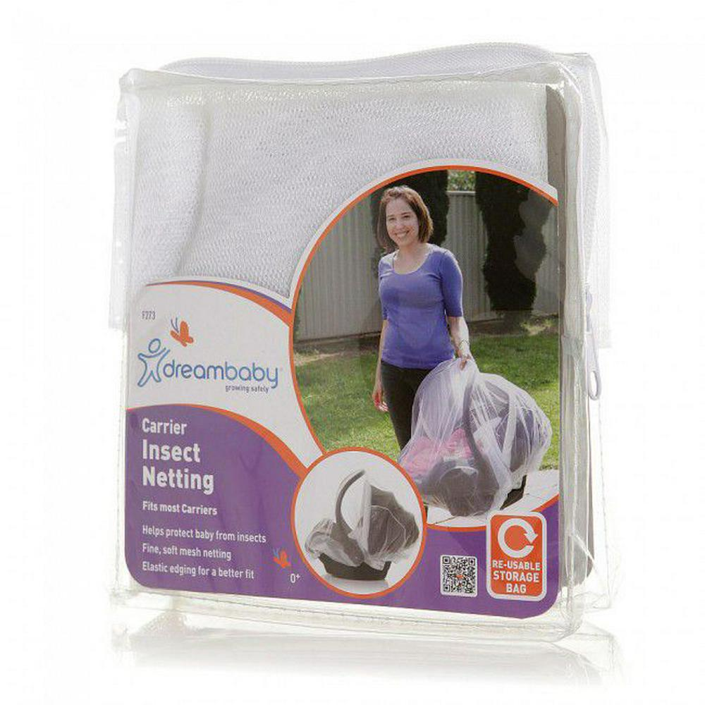 Dreambaby Carrier Insect Netting 145 x 115cm