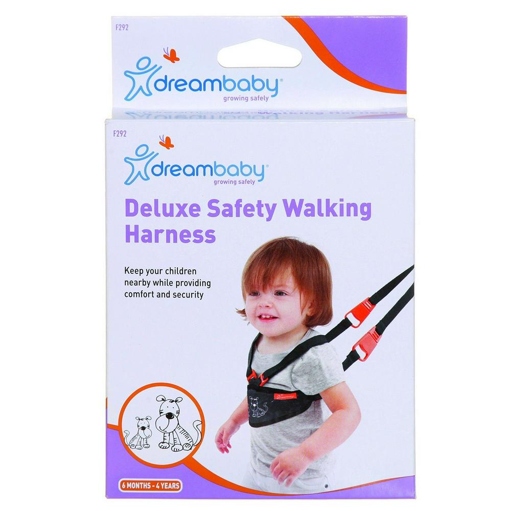 Dreambaby Deluxe Safety Walking Harness Default Title