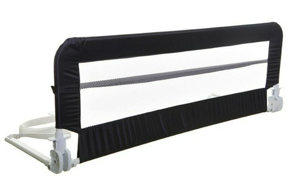 Dreambaby Harrogate Bed Rail 109cm (W) x 45cm (H) Navy Blue