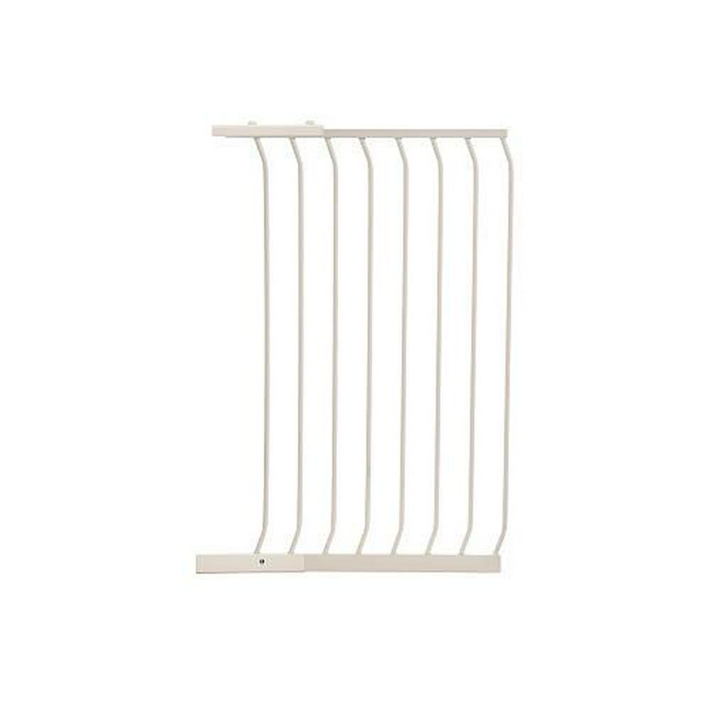 Dreambaby 1m High Gate Extension (White) - 63cm 1m x 63cm White