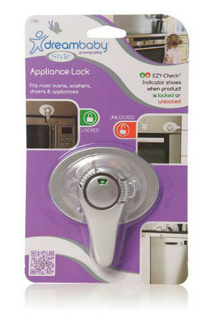 Dreambaby Style Swivel Appliance Lock with Ezy-Check Default Title