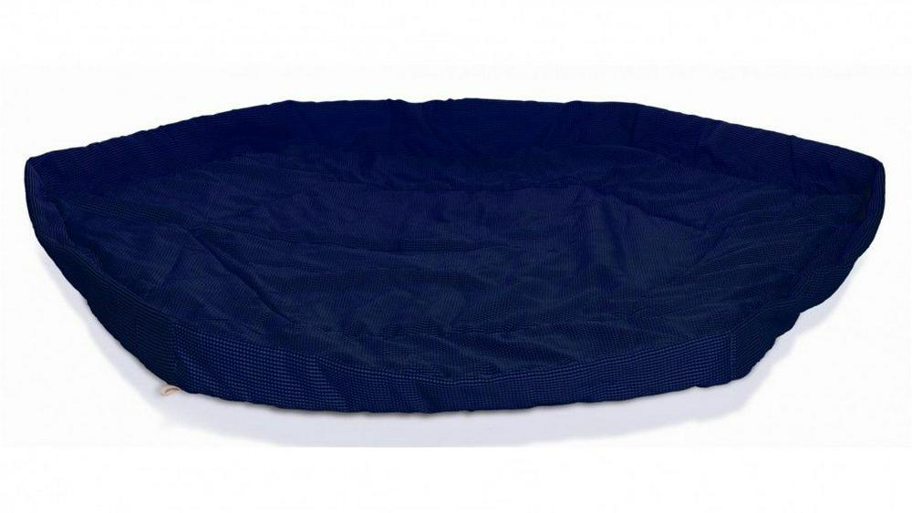 Dreambaby Play-Pen Mat (Navy Blue) 114 x 109 x 4cm Navy Blue