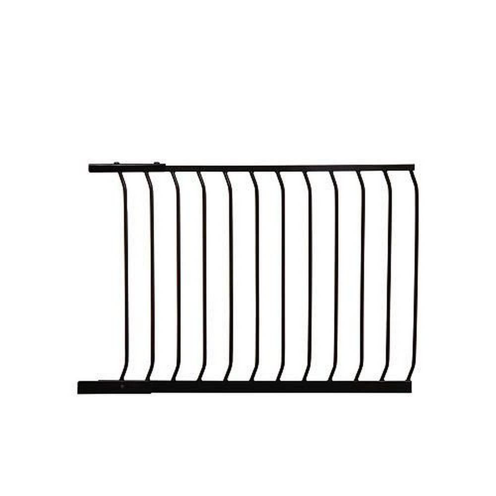 "Dreambaby 39"" Gate Extension 100cm Black"