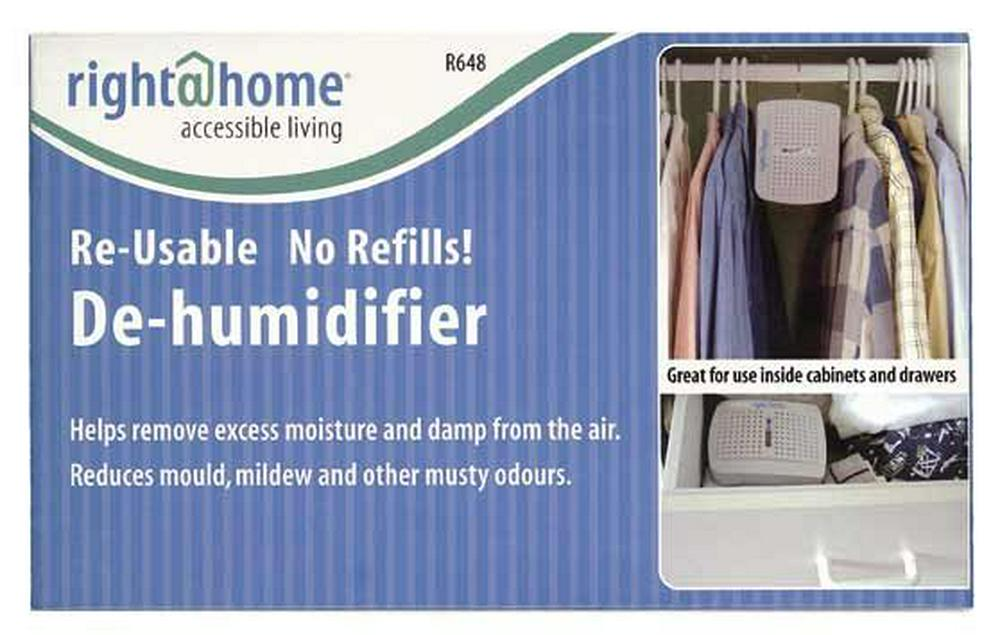 Right At Home Re-Usable Dehumidifier Default Title
