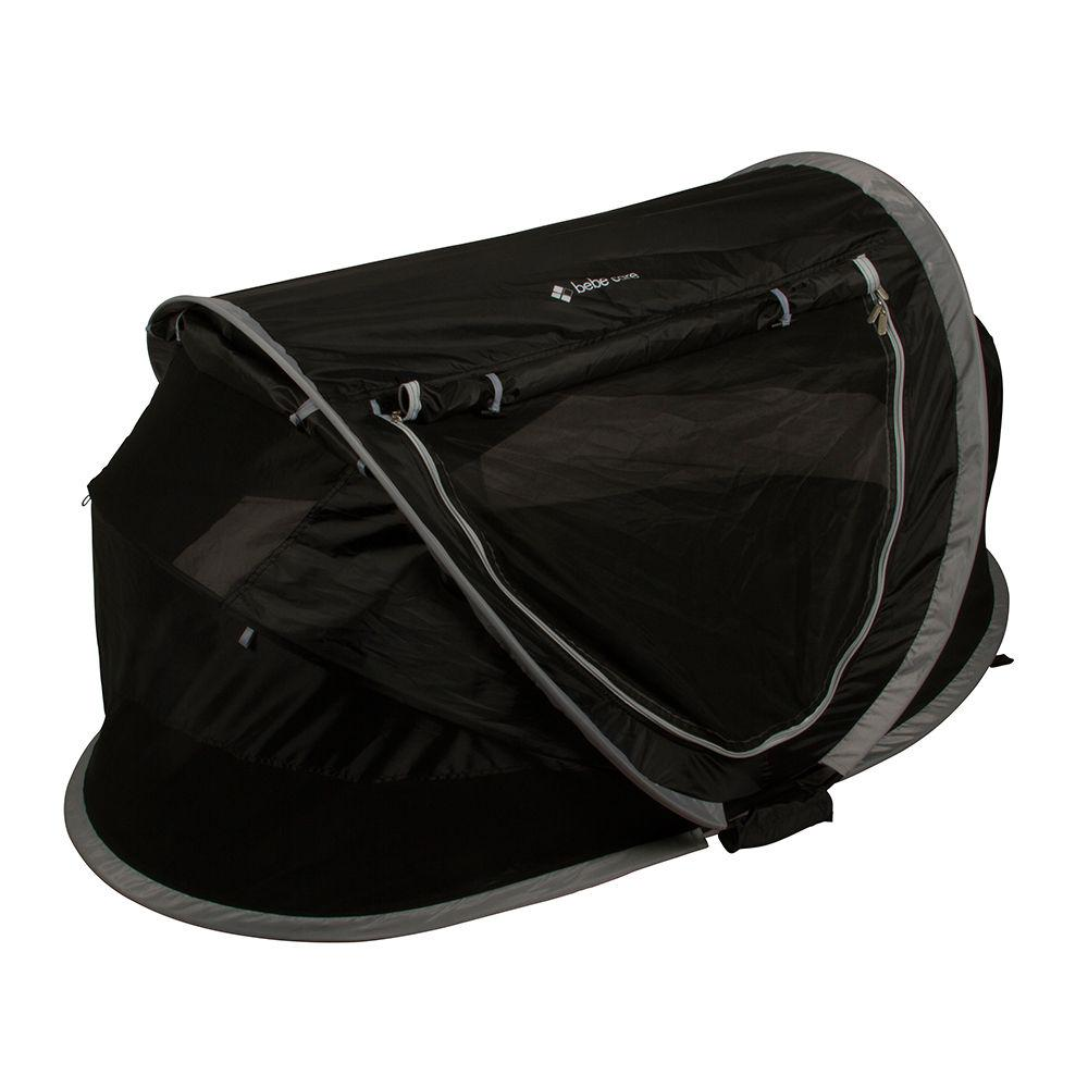 Bebe Care Baby Travel Cot Dome (Black) Inside Dome: 130 x 73 x 56cm Black