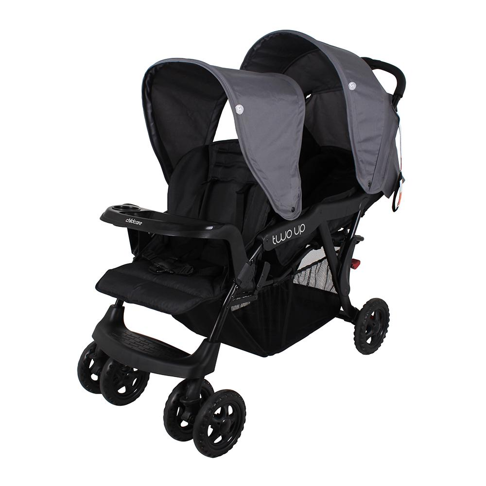 Childcare Two Up Tandem Stroller (Thunder Road) Thunder Road