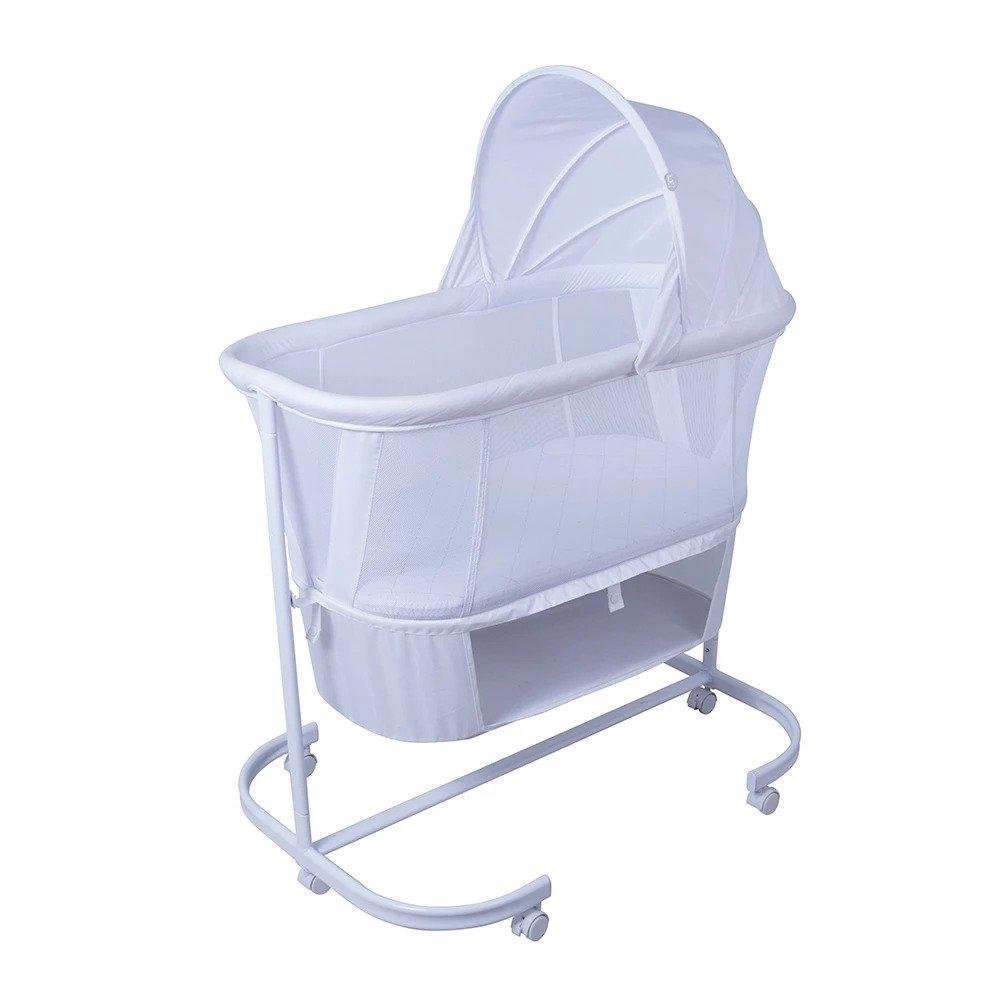 Harlo Bassinet (White)