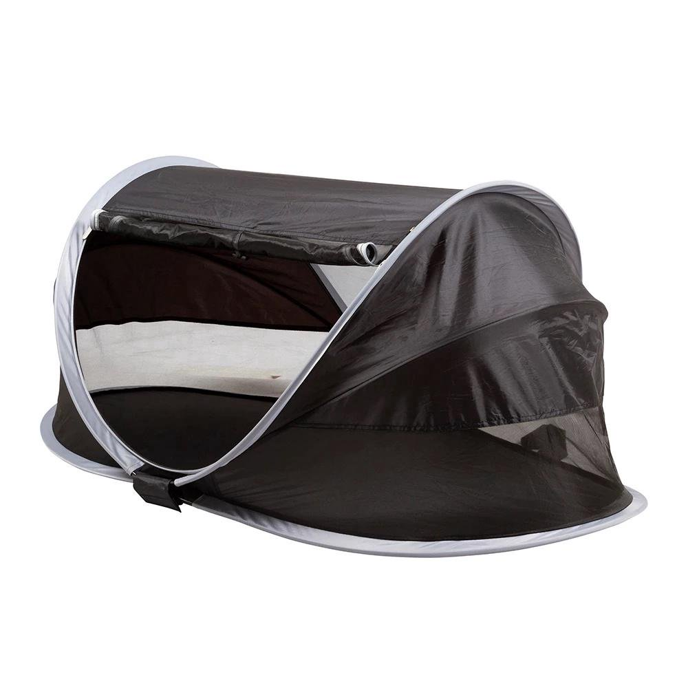 Travel Dome Lite Travel Cot (Balck)