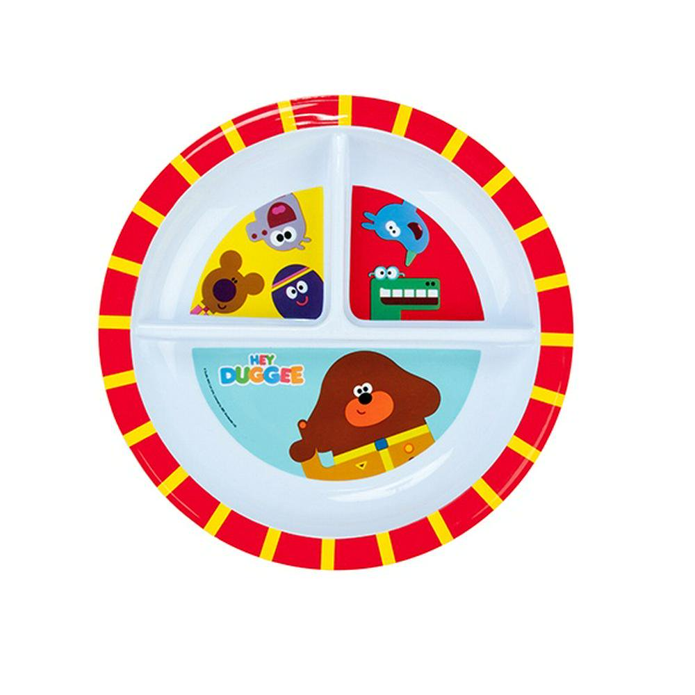 Hey Duggee Duggee and Friends Section Plate Default Title