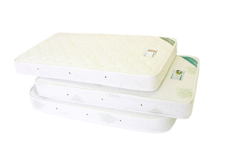 Love N Care Organic Aloe Vera Latex Mattress 130 x 69 x 13cm