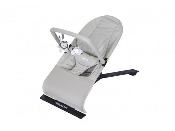 Love N Care Harmony Baby Bouncer Grey
