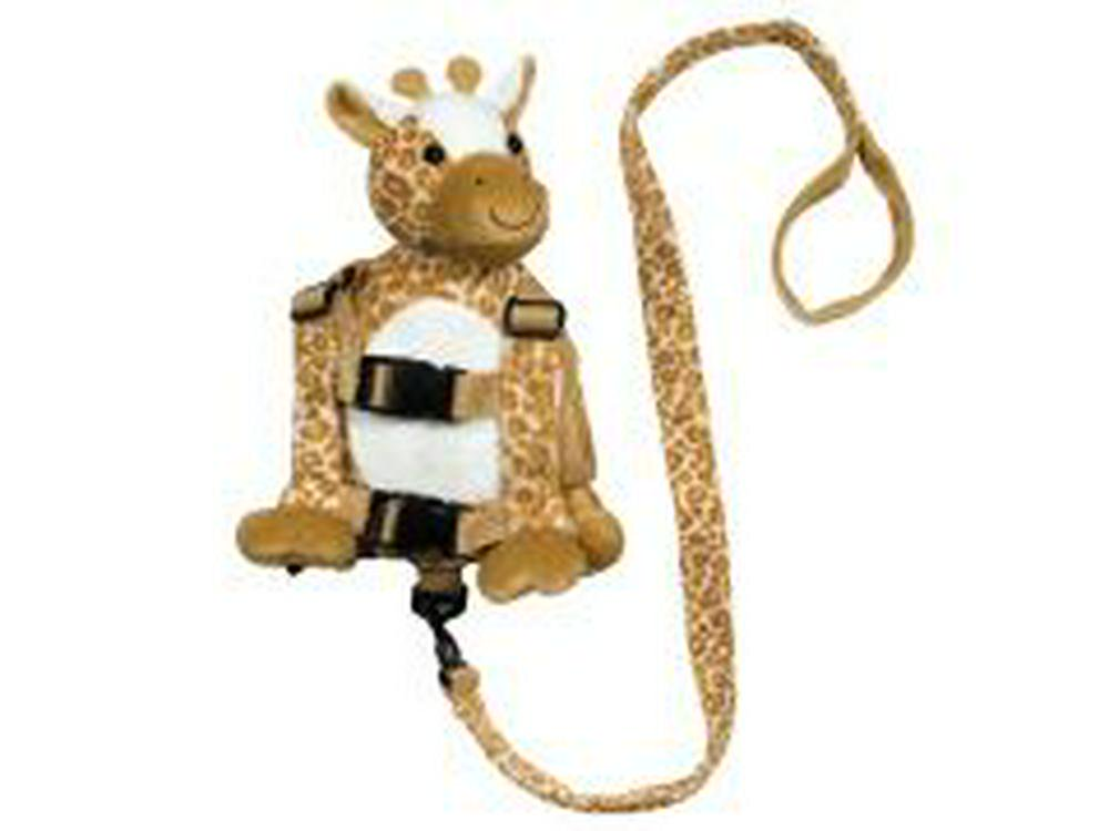 Playette 2-In-1 Harness Buddy Giraffe