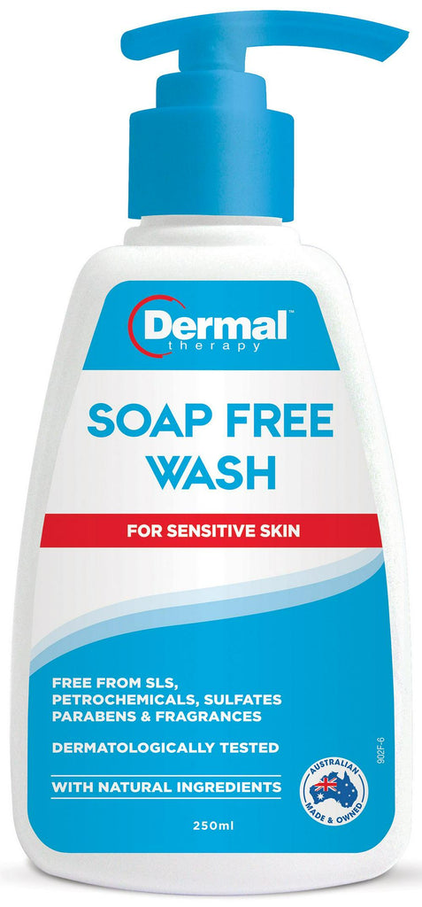 Dermal Soap Free Wash 250mL