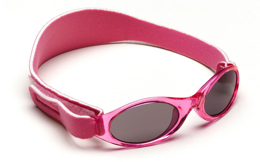Banz Carewear Adventure Baby Banz Sunglasses 43 - 52 head circumference Pink