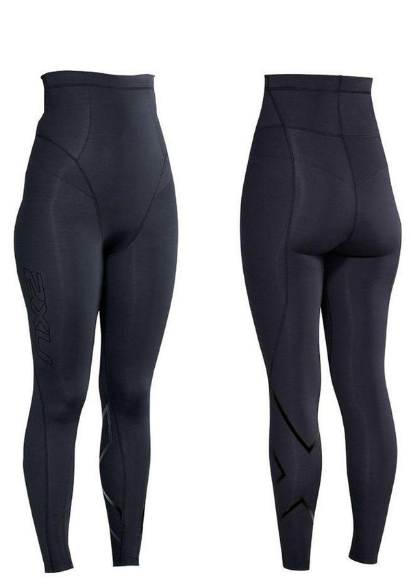 2XU Postnatal Active Tights Medium Black/Black