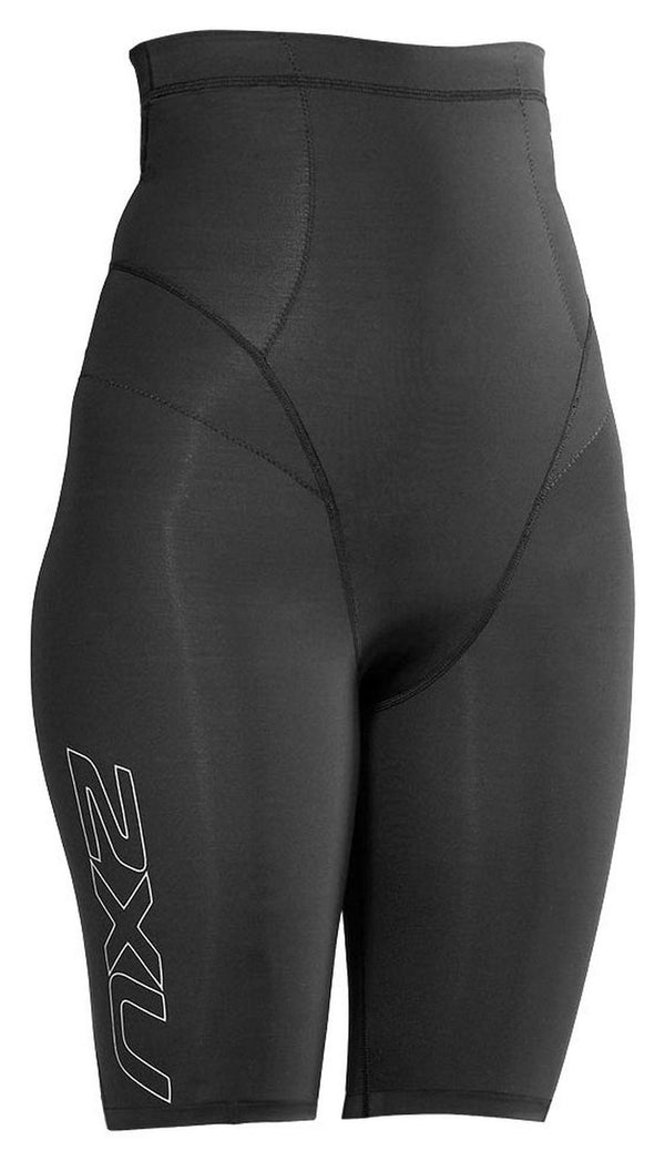 2XU Postnatal Active Shorts Small Black/Silver
