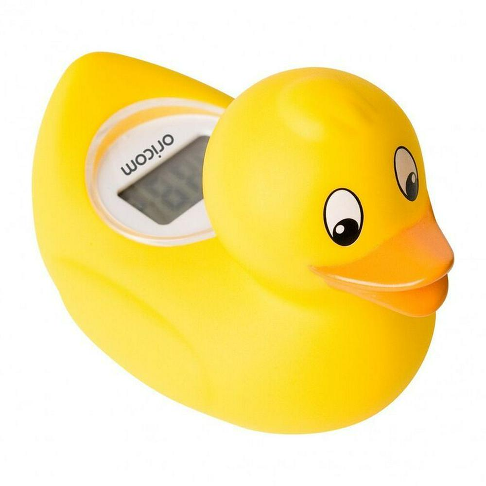 Oricom Digital Bath & Room Thermometer - Duck Duck
