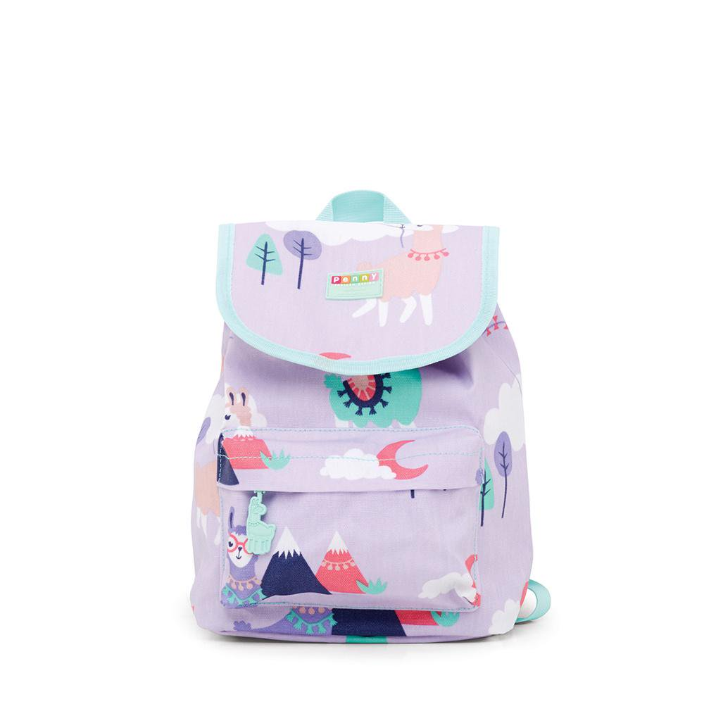 Penny Scallan Design Top Loader Backpack - Loopy Llama Loopy Llama