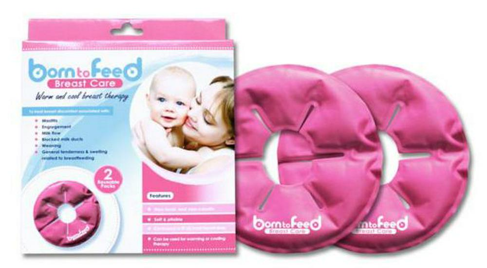 Born to Feed Breast Care Gel Pack Default Title