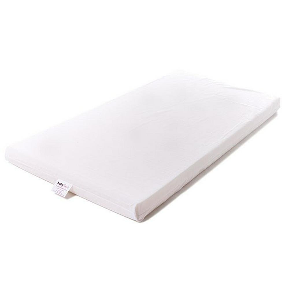 BabyRest Ventilated Boori Cradle Mattress - 920 x 470 x 50mm 920 x 470 x 50mm